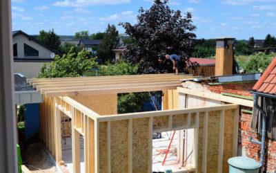 Wir bauen Ihr Haus aus Holz – modern und ökologisch