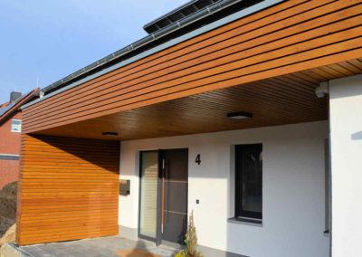 individueller Holzbau